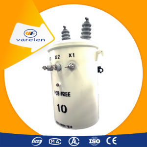 China Supplier S11 Pole Mounted Oil Tranformer pictures & photos