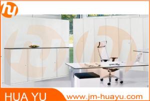 Steel Office Double-Door Filing Cabinet with Adjustable Shelf pictures & photos