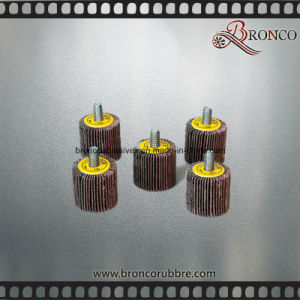Abrasive Flap Wheel with Shaft pictures & photos