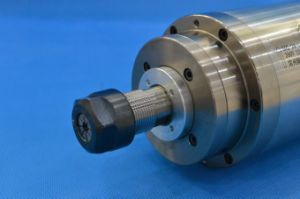 3kw 3.2kw Water Cooling CNC Spindle Motor (GDZ-24-1) pictures & photos