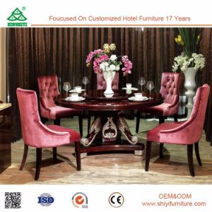 Customized Wooden Dining Set Garden Furniture pictures & photos