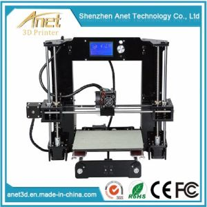 2017 Year Upgrade Structure Than A8 Anet A6 3D Printing Machine pictures & photos