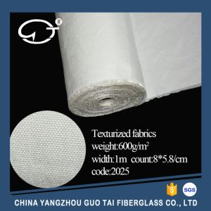 High Temperature Fire Proof Texturized Fiberglass Fabric pictures & photos
