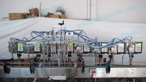 Eight Nozzles Bottle Filling Machine for Shampoo (GPF-800A) pictures & photos
