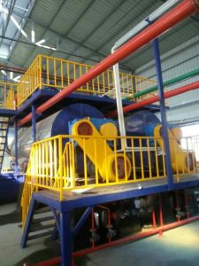 Animal Carcasses Poultry Rendering Plant for Meat Meal pictures & photos