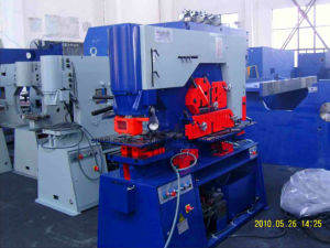Hydrauli Profile Steel Cutters Ironworker pictures & photos