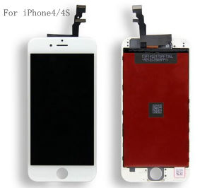 Mobile Phone LCD for iPhone 4/4s LCD Touch Screen Digitizer pictures & photos