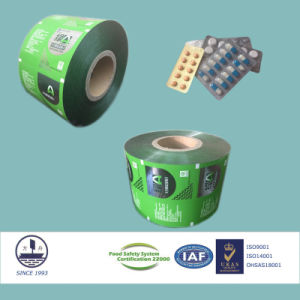 Laminated Film for Pharmaceutical Packaging 1235-O Standardized Alloy pictures & photos