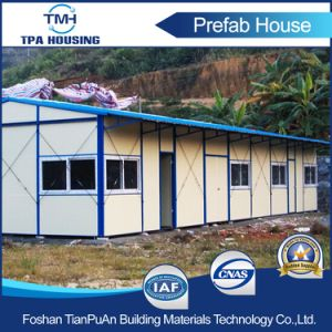 Steel Structure Construction Prefab House Building for Labor pictures & photos