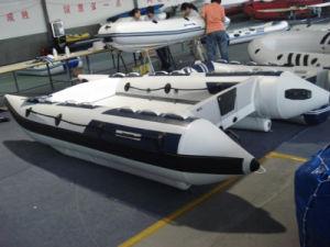 Liya Chine Catamaran Gonflable De Vitesse Bateau Pneumatique pictures & photos