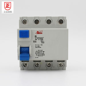 ID Residual Current Circuit Breaker with Ce Certificate pictures & photos