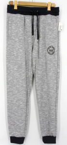 2017 Custom Wholesale Knitting Mens Slub Marl Fleece Sweat Jogger Sports Pants pictures & photos