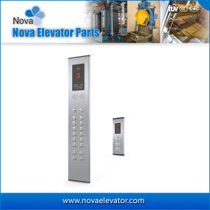 Elevator Stainless Steel Panel Elevator Cop Lop Elevator Parts pictures & photos