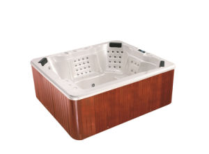 2017 Monalisa Hot Sell Massage Bathtub Outdoor SPA pictures & photos