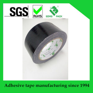 Black Protective Joint Tape Cloth Duct Tape pictures & photos
