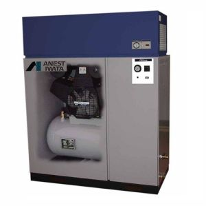 Anest Iwata Oil Free Piston Dental Air Compressor pictures & photos