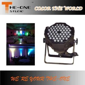 54PCS*3W RGBW LED Lighting Bars and PAR Can pictures & photos