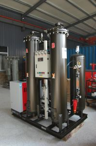 Nitrogen Generator 100nm3/H @ 99.99% Purity pictures & photos