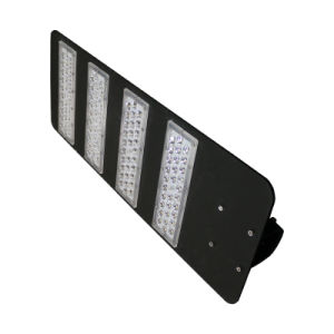 160lm/W LED Street Light with Bridgelux Chip and Meanwell Driver pictures & photos