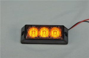 9~30V Tir 3W Auto LED Warning Lighthead (SL6231 blue) pictures & photos