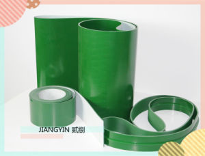 Smooth Surface Industrial PVC Belt with Fabric Inserted pictures & photos