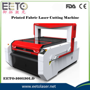 Embrioideries Crafts Laser Cutting & Engraving Machine with Video Camera (EETO-1810LD) pictures & photos