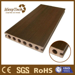 Hot Selling WPC Outdoor Decking Coextrusion Square Flooring Tile pictures & photos