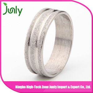 Gents Finger Stainless Steel Band Ring Men Wedding Rings pictures & photos