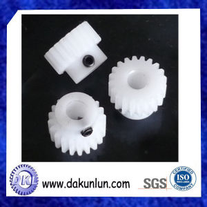 China Custom White POM/Nylon/Plastic Gear pictures & photos