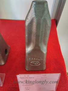 Excavator Spare Parts Forging Bucket Teeth for Construction Machinery and Mining Equipment