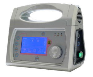 PA-100d Medical Ventilator Hospital CPAP Ventilator pictures & photos