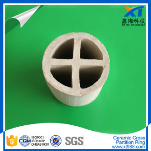 Ceramic Cross Partition Ring for 1′′, 2′′, 3′′ pictures & photos