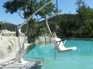 Elderly Electric Swimming Pool Lift Medical Product pictures & photos