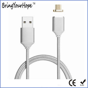 Braid Magnetic USB Charging Cable pictures & photos