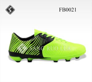Athletic Men Football Sneaker Sports Shoes pictures & photos