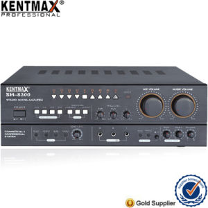 200W Karaoke Amplifier with Motor Reset for Malaysia Market (SH-8200) pictures & photos