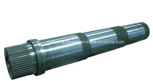Customised Spline Shafts pictures & photos