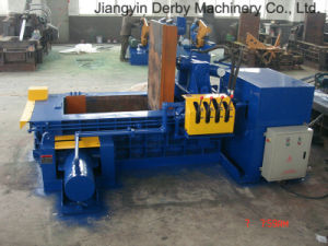 Hydraulic Manual Baler for Scrap Metal- (YDF-130A) pictures & photos
