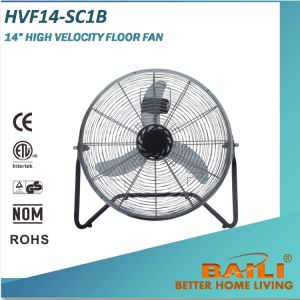 "14"" High Velocity Floor Industrial Floor Fan pictures & photos"