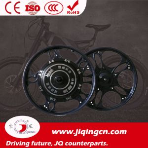 16 Inch Low Noise Electric Bicycle Parts Brushless Motor with RoHS pictures & photos