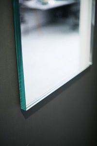 Frameless Wall Aluminium Mirror for Building Decorative with Ctc Approve pictures & photos