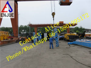 New I Type Semi-Automatic Container Spreader Price Full Automatic Container Lifting Frame pictures & photos