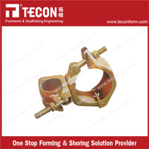 Tecon Popular Galvanized Japanese Type Scaffolding Double Coupler pictures & photos
