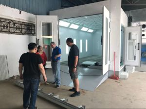 European Design Paint Spray Booth pictures & photos