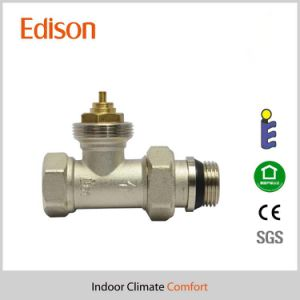 1/2f Straight Valve Thermostatic Radiator Valve Body with En215 Certificate (IDC-V02) pictures & photos