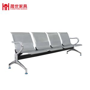 Durable Good Comfort Steel Waiting Chair with 4 Seat From China Manufacture pictures & photos