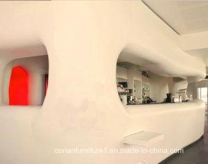 Modern Design Corian Coffee Kiosk pictures & photos