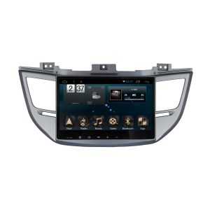 New Ui Android 6.0 Car Navigation for Hyundai Tucson 2015 with Car DVD