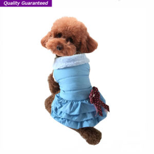 Wholesale Warm Dog Winter Clothes of Pet Dress pictures & photos