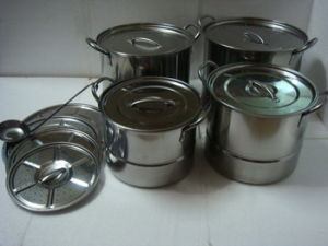 Good Quality Large Capacity Stainless Steel Soup Pot pictures & photos